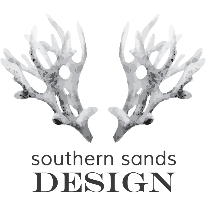 Southern Sands Design Logo