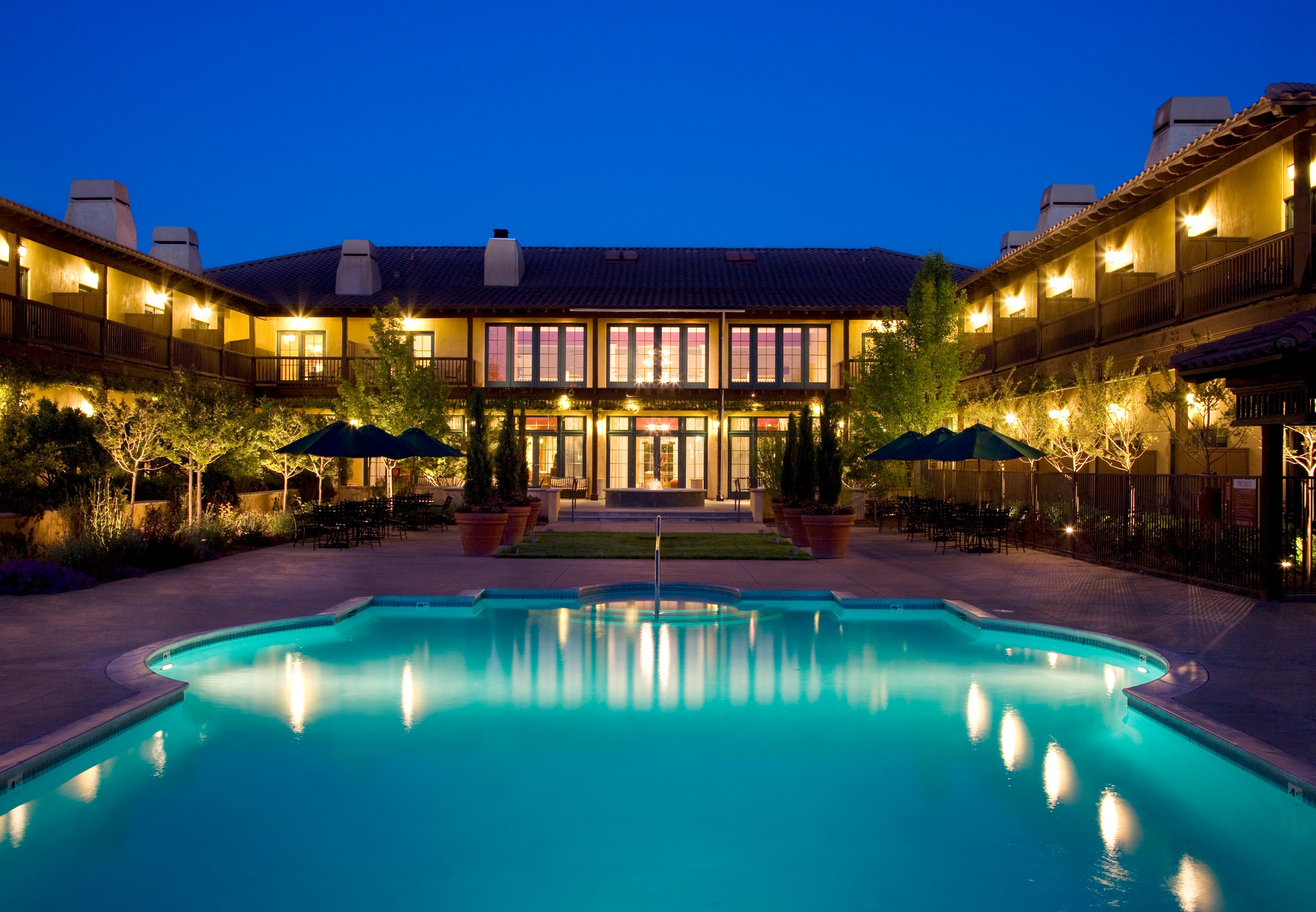Sonoma Motels And Hotels
