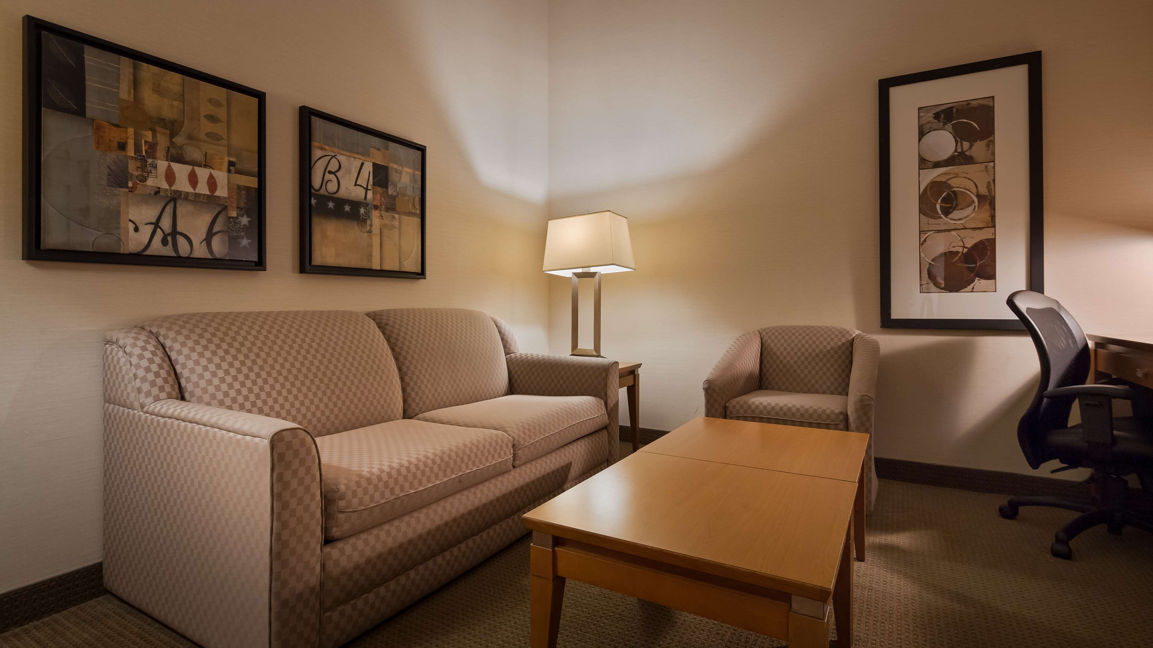 Guest Suite Best Western Plus Orangeville Inn & Suites Orangeville (519)941-3311