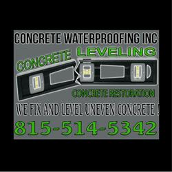 Concrete Raising & Waterproofing Inc. - Joliet, IL - Concrete, Brick & Stone