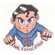 hal comicstrip