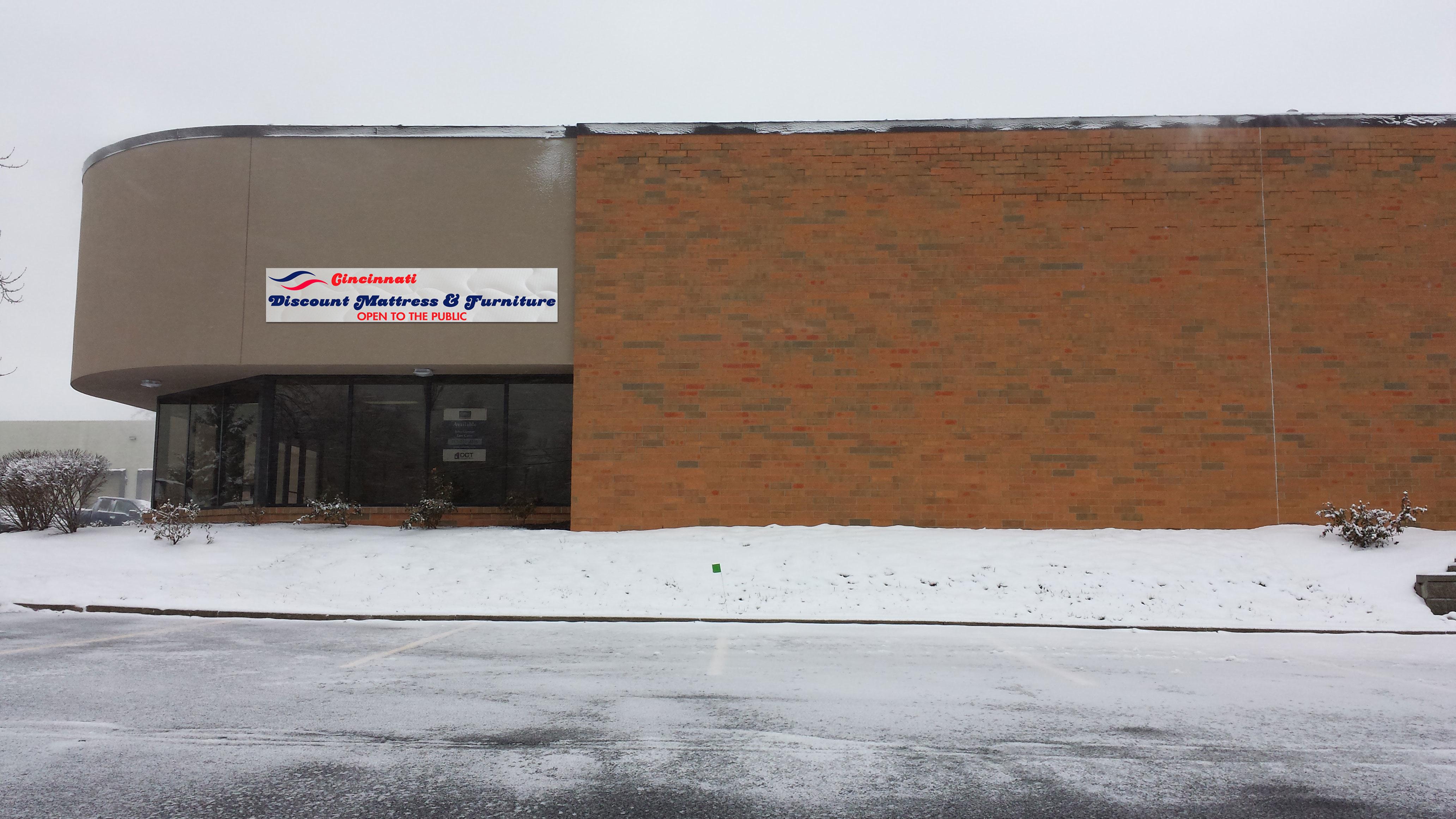 Cincinnati Discount Mattress & Furniture coupons and