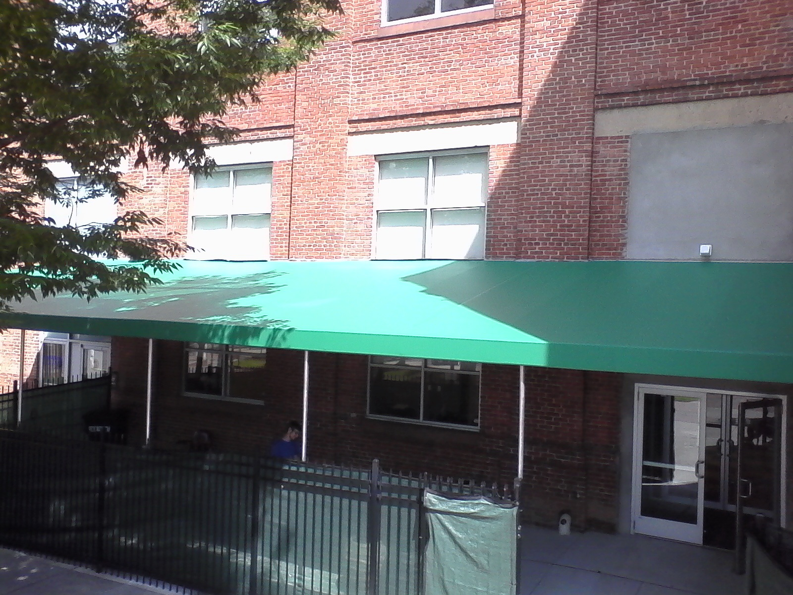 thank starbucks starbuck project canvas s awning building lititz service inc kreider