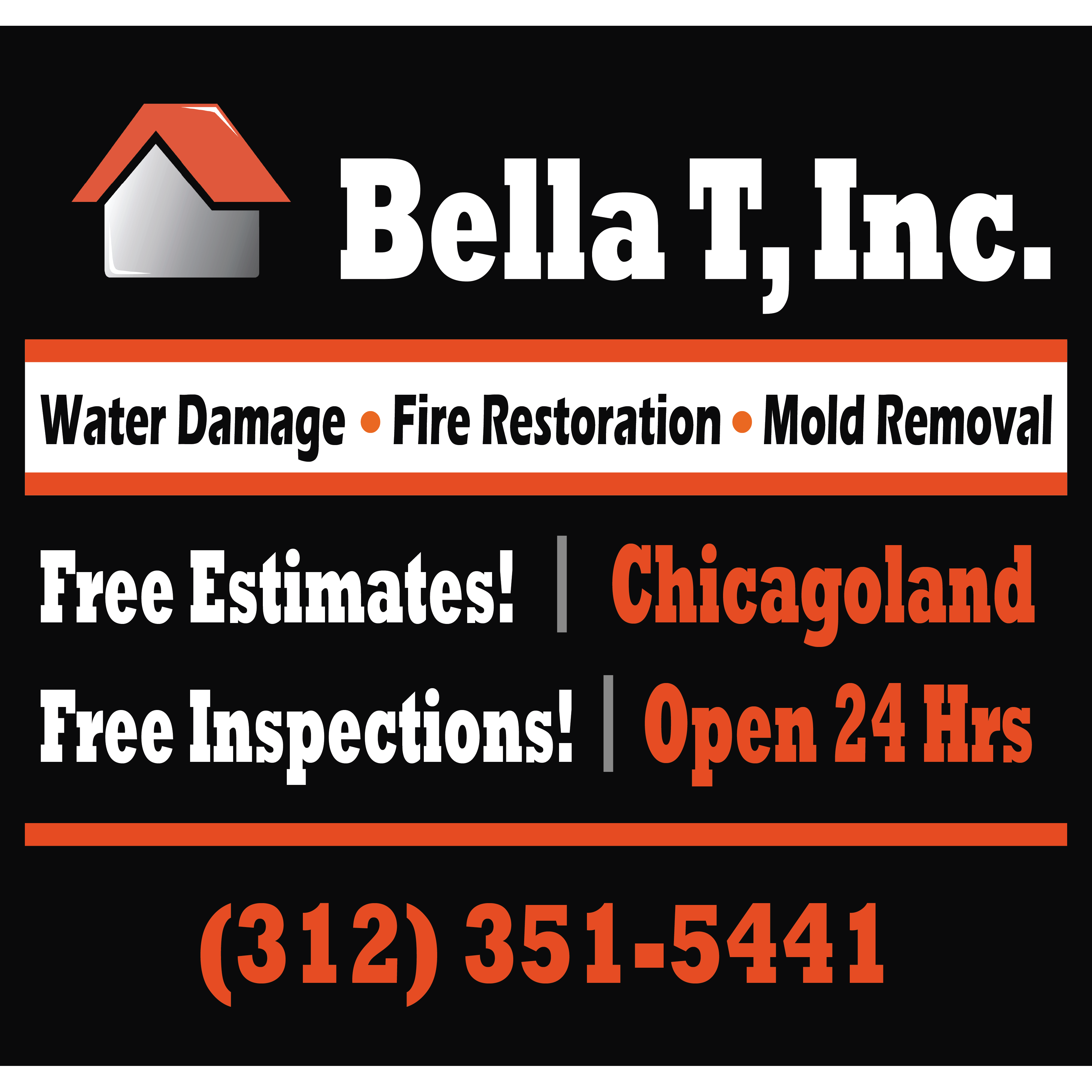 Bella Mold Removal - Chicago, IL - Water & Fire Damage Restoration