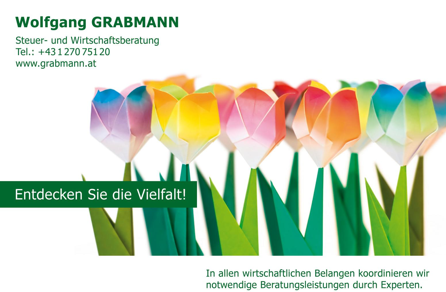 Wolfgang GRABMANN Steuerberatungsgesellschaft mbH
