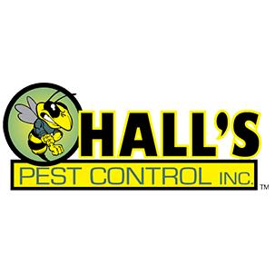 Hall's Pest Control Inc