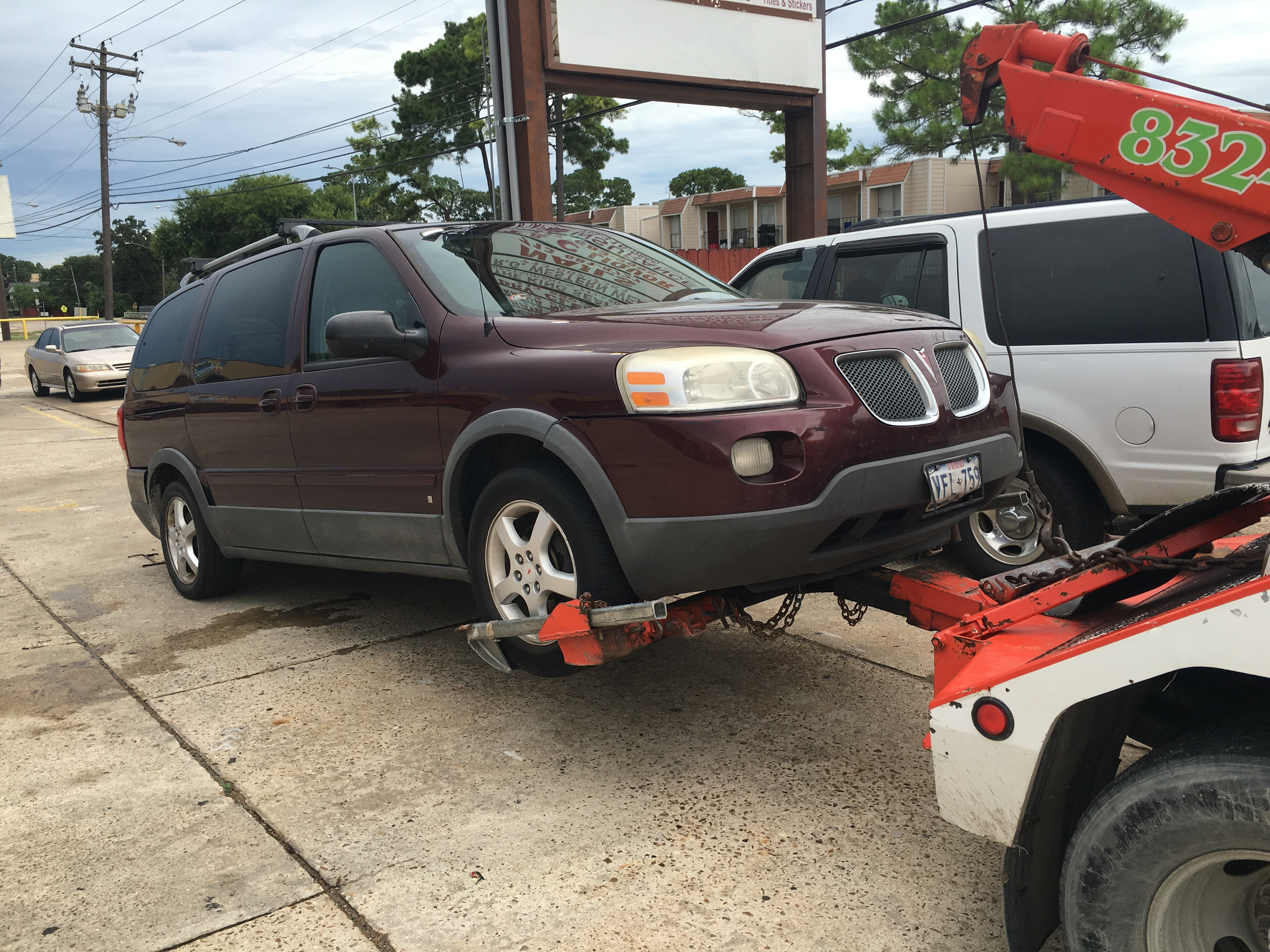 We Love Broken Down Vehicles - Get Free Towing Today!