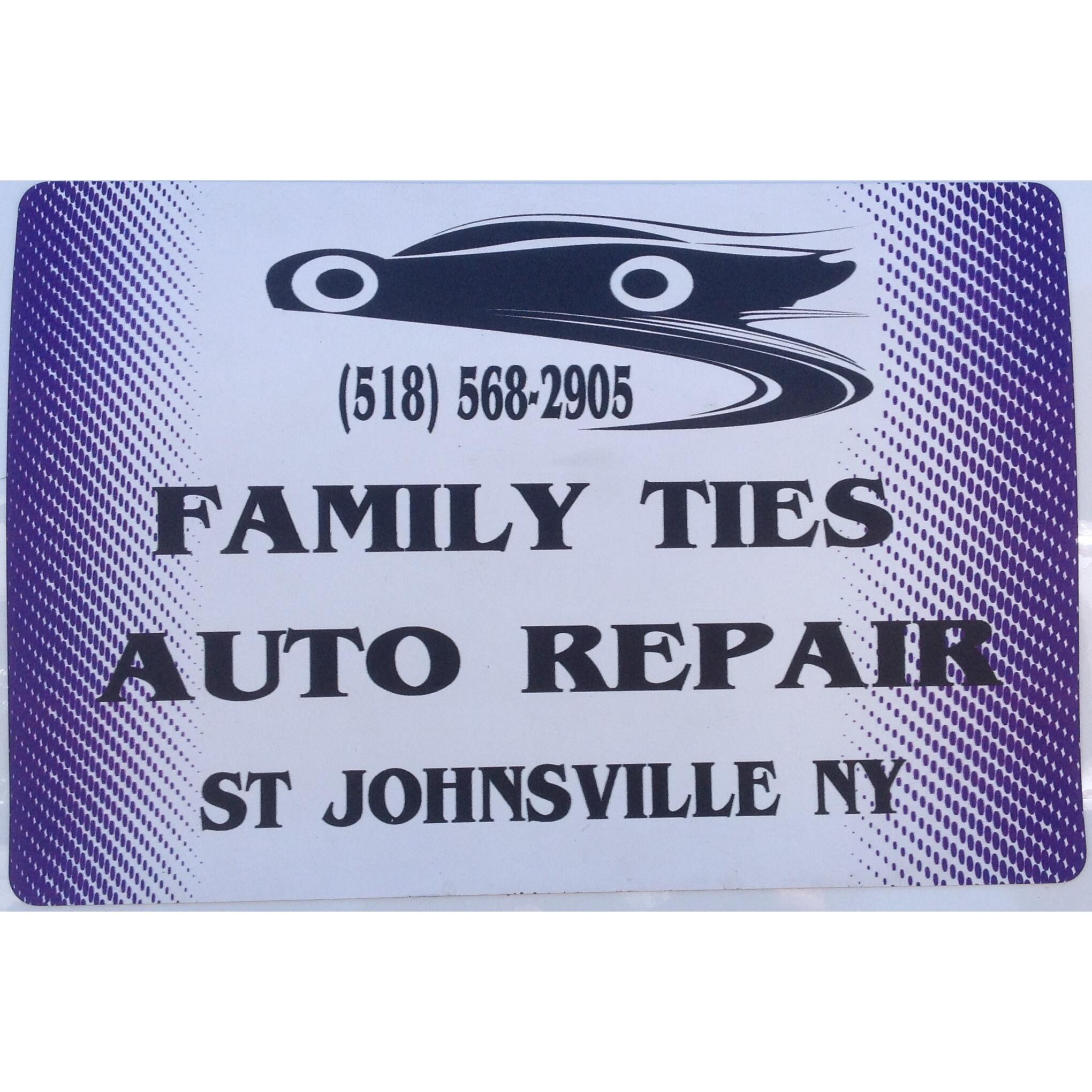 Auto Repair Shop in NY St. Johnsville 13452 Family Ties Auto Repair 7965 ST Highway 5  (518)568-2905