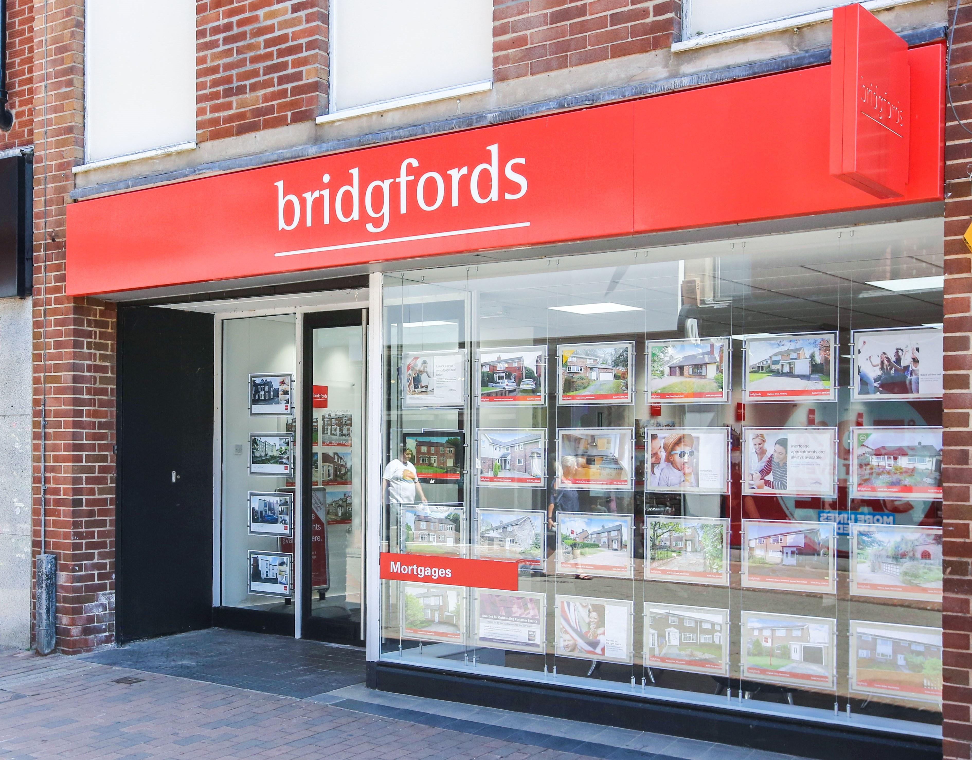 Bridgfords Estate Agents Macclesfield