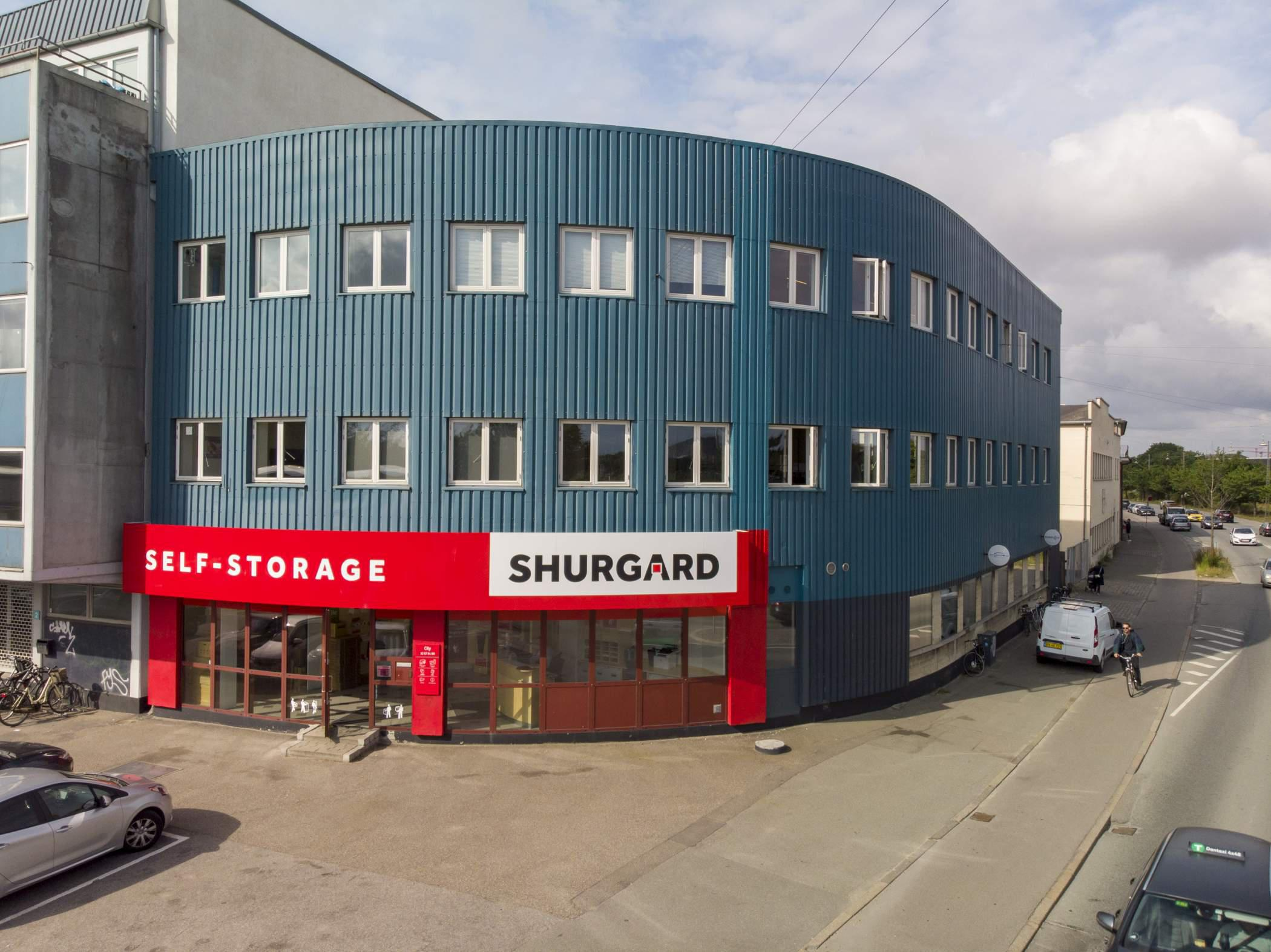 Shurgard Self-Storage City