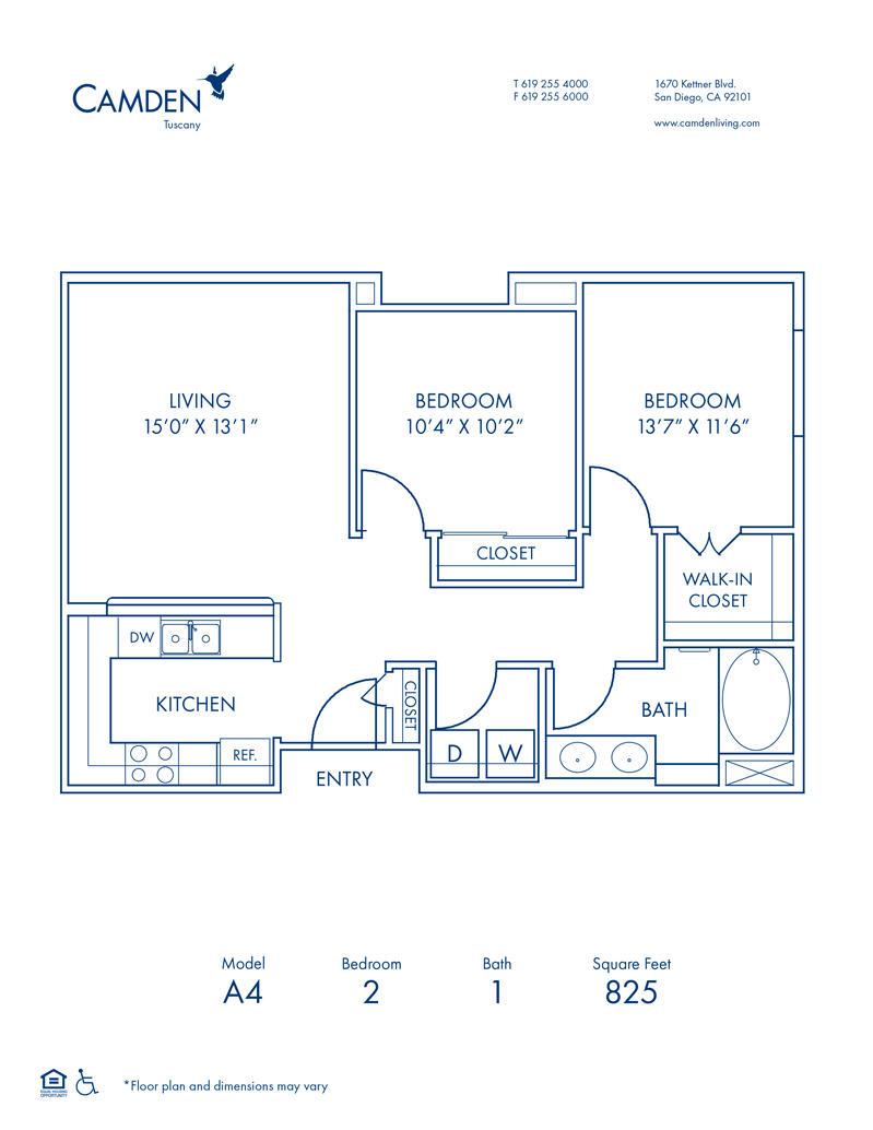 Camden Tuscany Apartments