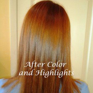Violetta- Aveda hair stylist & colorist