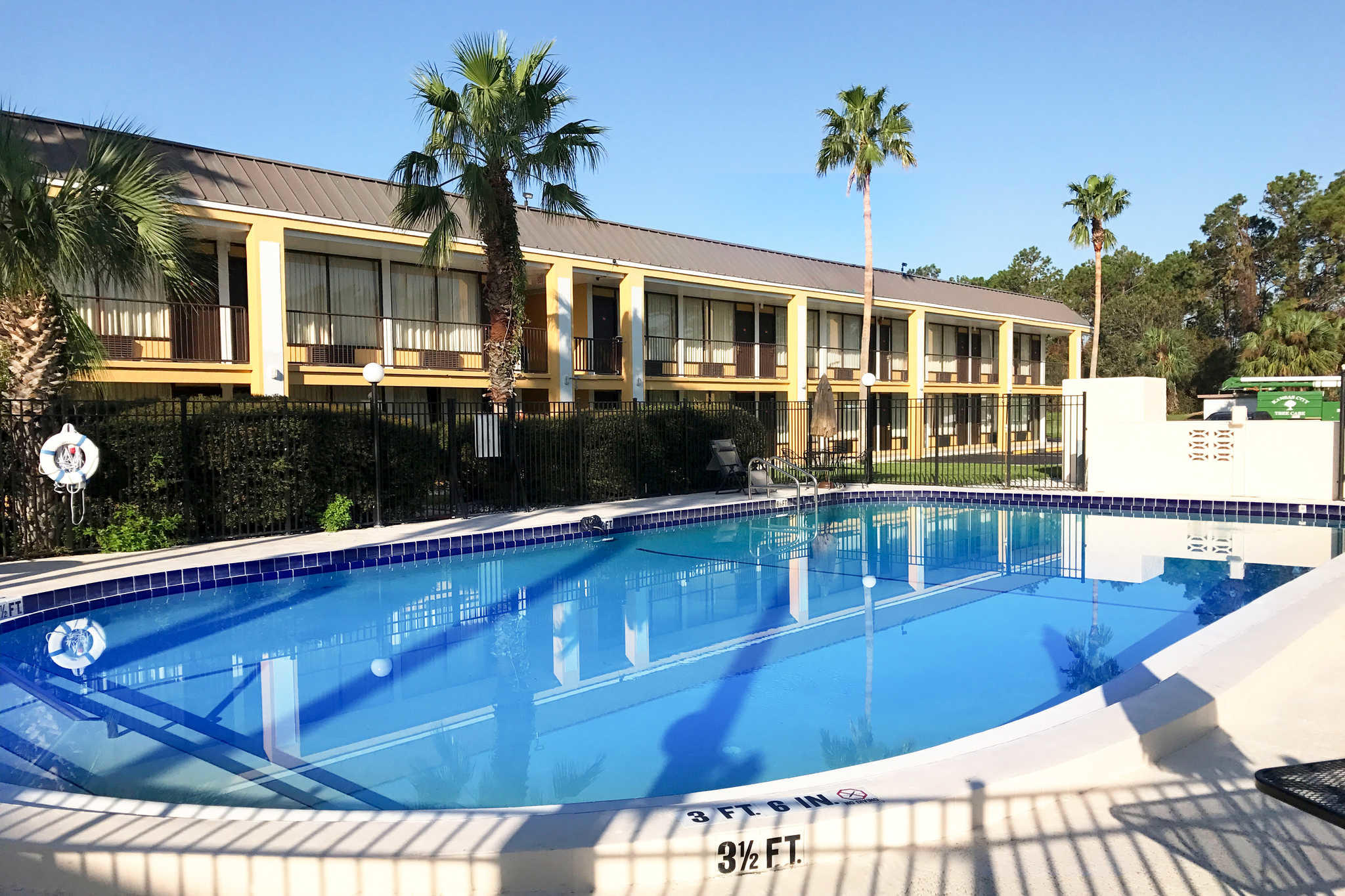 Econo Inn Motel Ormond Beach Ormond Beach Fl