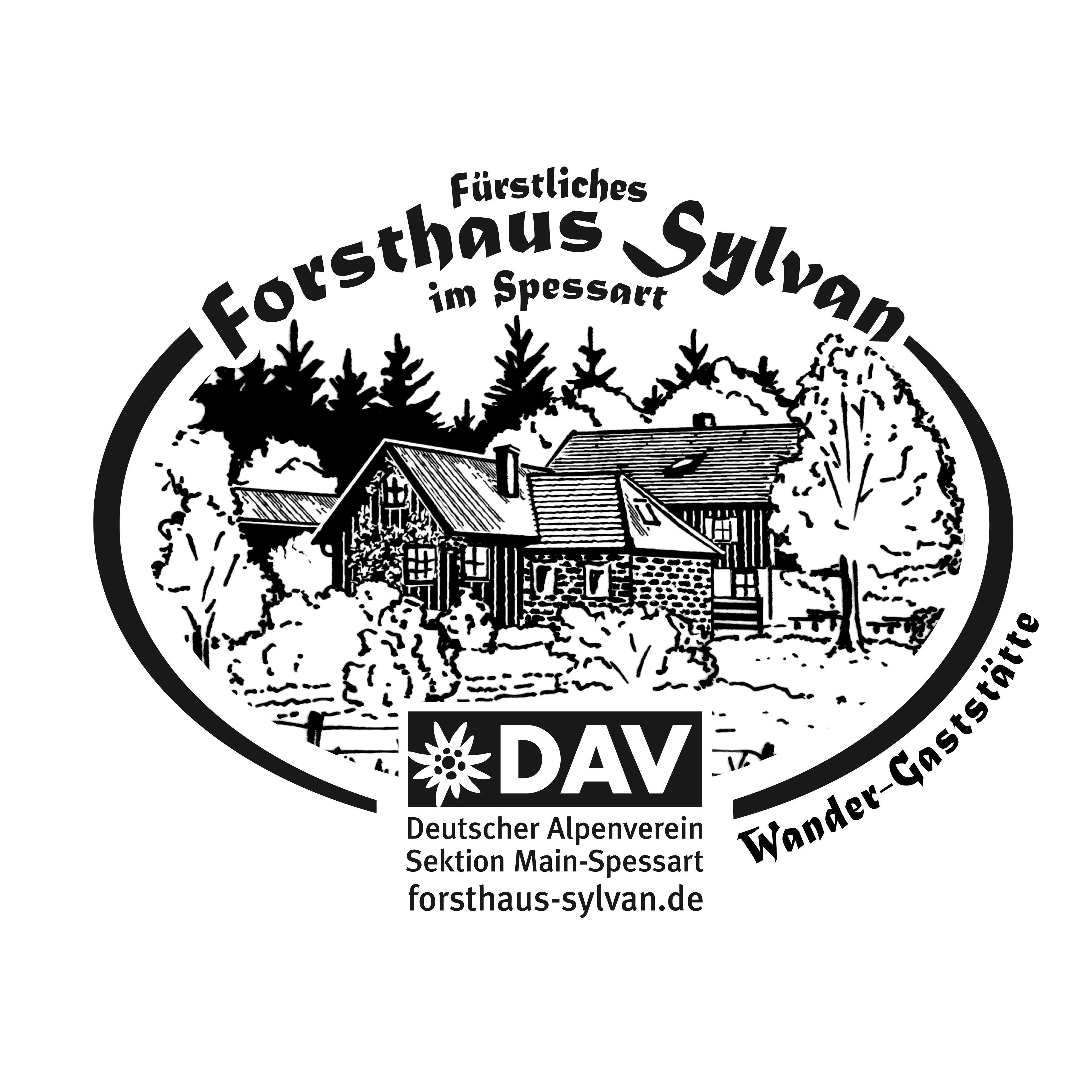 Bild zu Gaststätte Forsthaus Sylvan in Bischbrunn