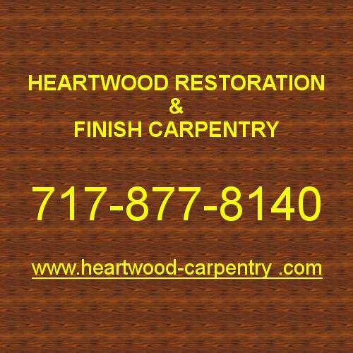 Heartwood Restoration and Finished Carpentry