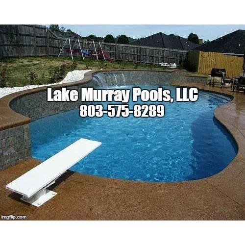 Lake Murray Pools Llc Chapin South Carolina Sc