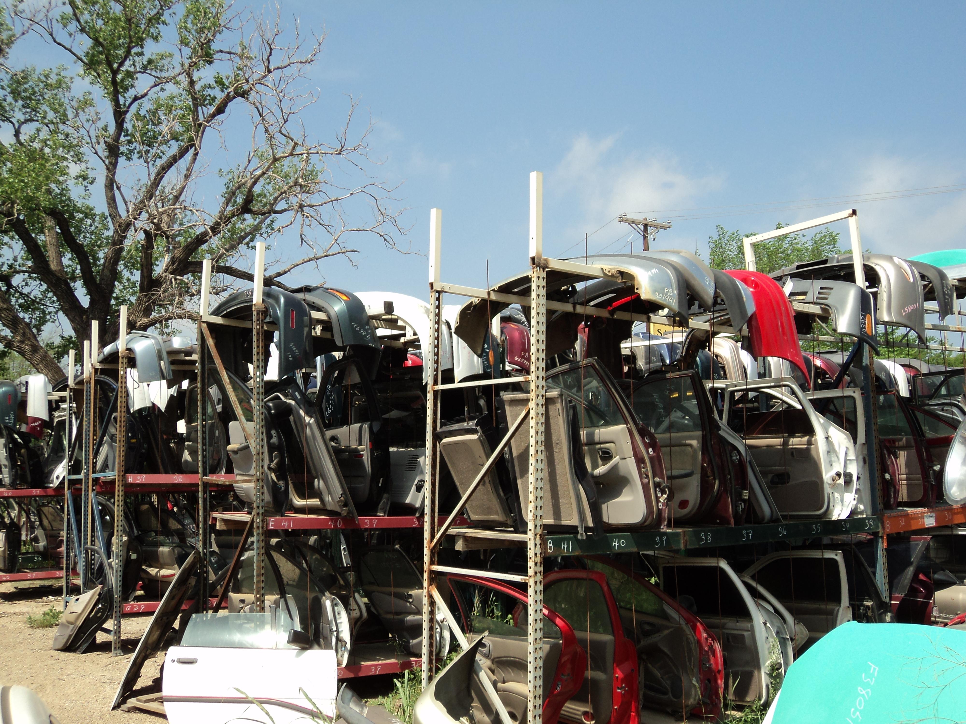 A Plus Auto Salvage, Fort Worth Texas (TX) - LocalDatabase.com