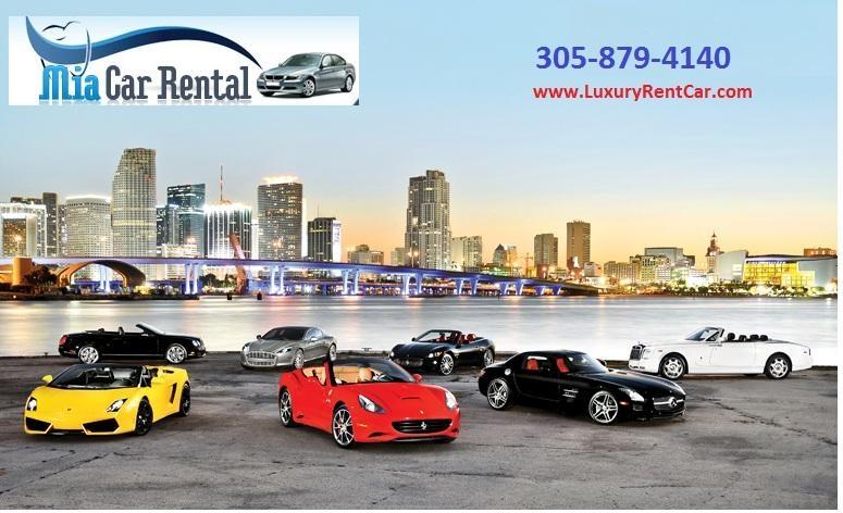 Mia Car Rental Luxury Rent Car Miami