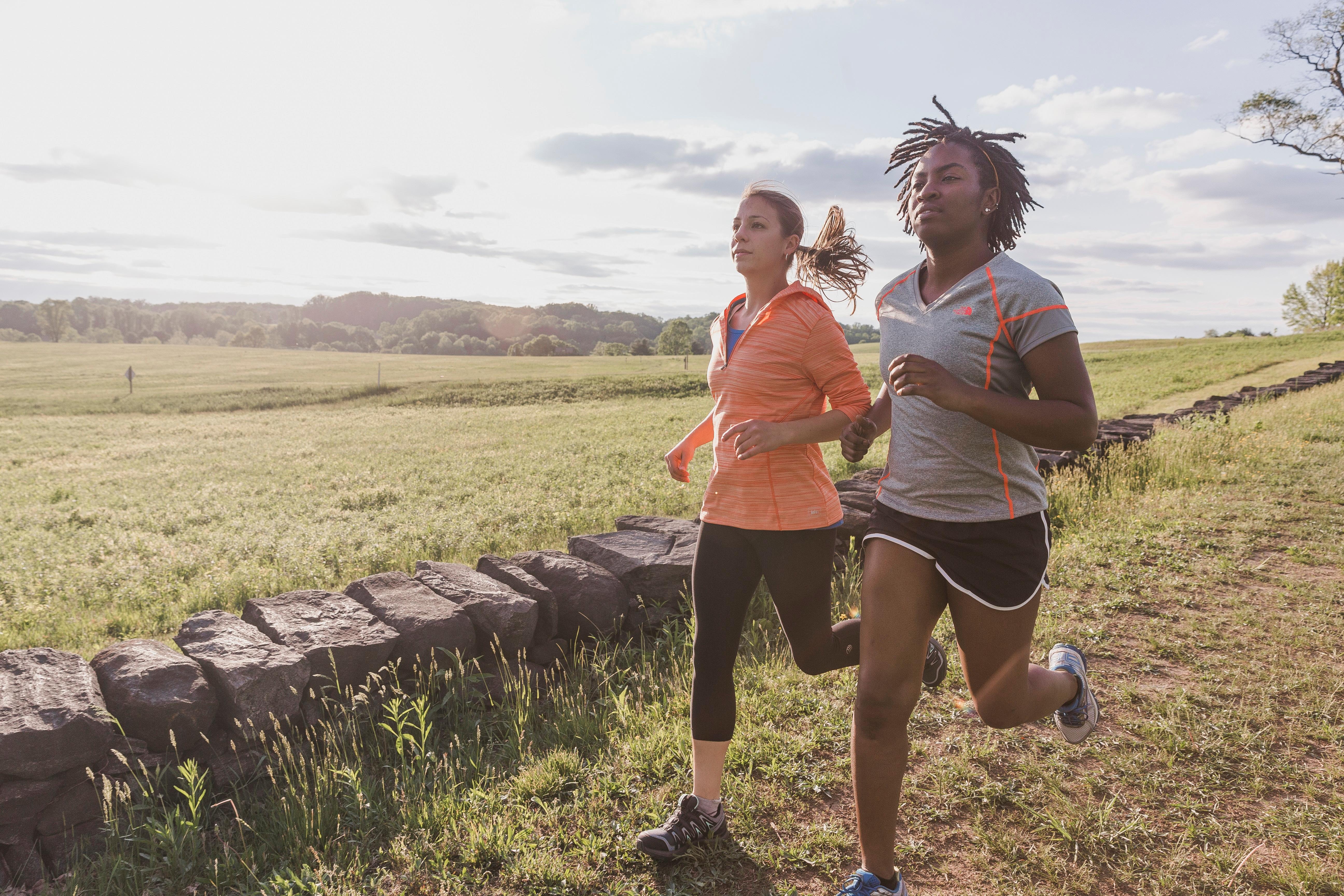 REI 5K  10K & Fun Run at John Bunker Sands Wetland Center