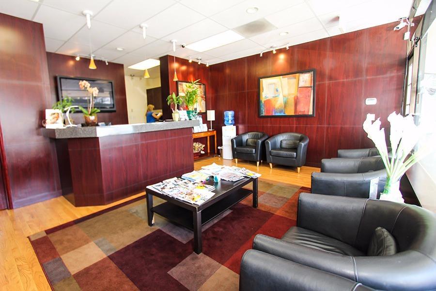 San Diego Location - Waiting Room