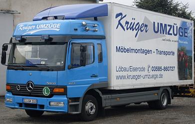 Krüger Umzüge