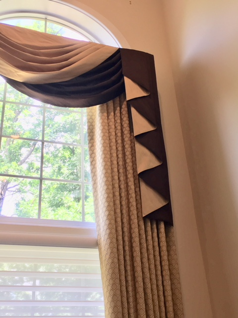 Custom Window Treatments & Home Decor
