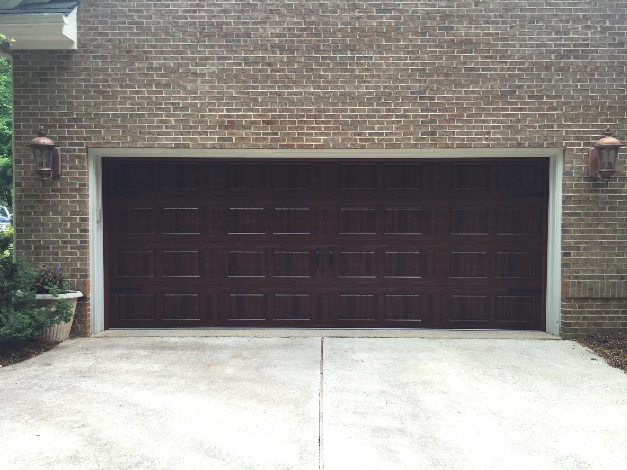 1536 #736758 All American Overhead Garage Door Inc. In Wendell NC 27591  image Overhead Garage Doors Residential Reviews 37132048