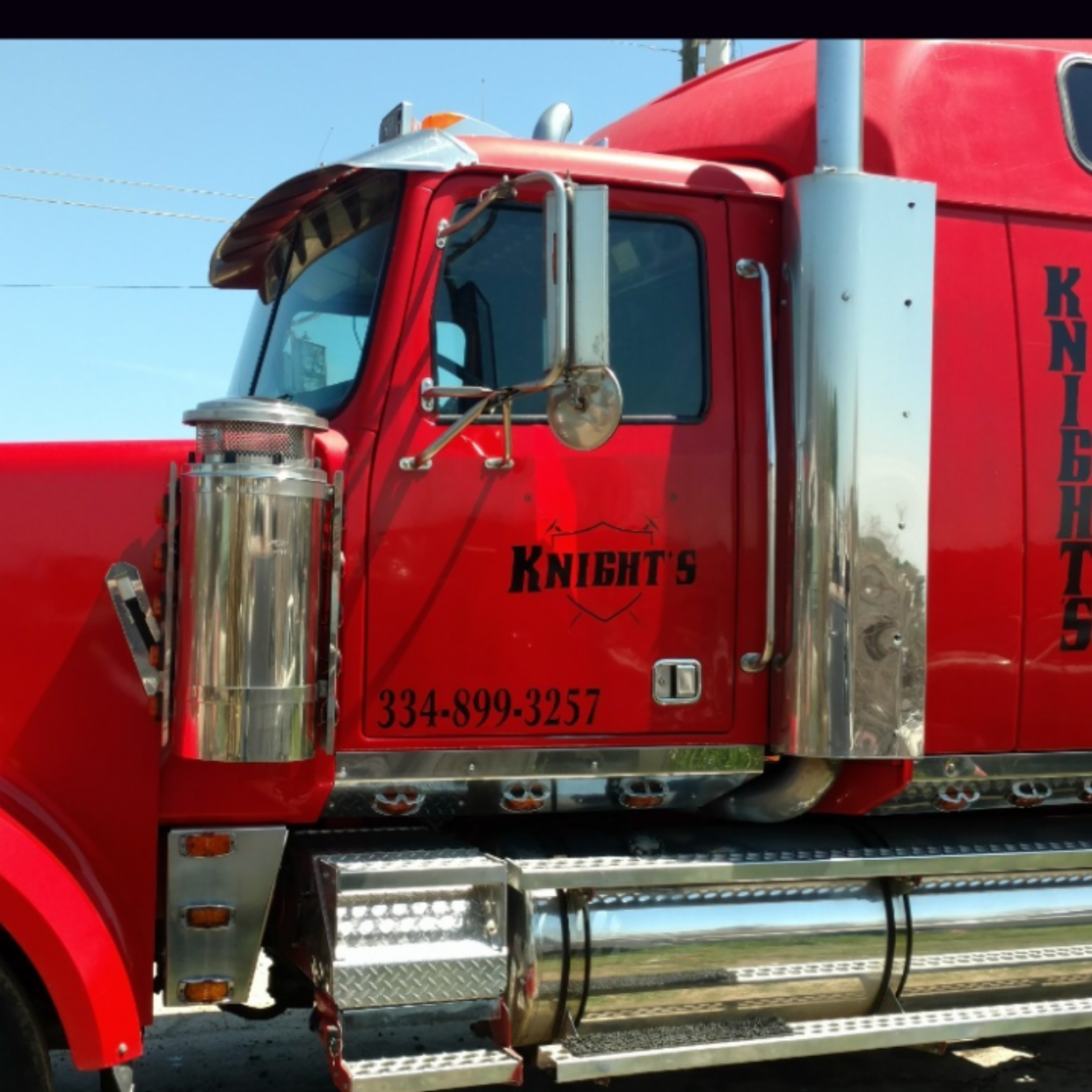 Knight's Automotive Repair & Wrecker Service Inc.