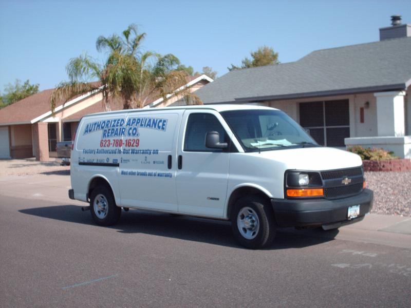 Authorized Appliance Repair Co Llc