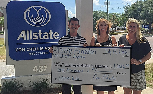 Allstate insurance agent con chellis coupons summerville for Allstate motor club discount code