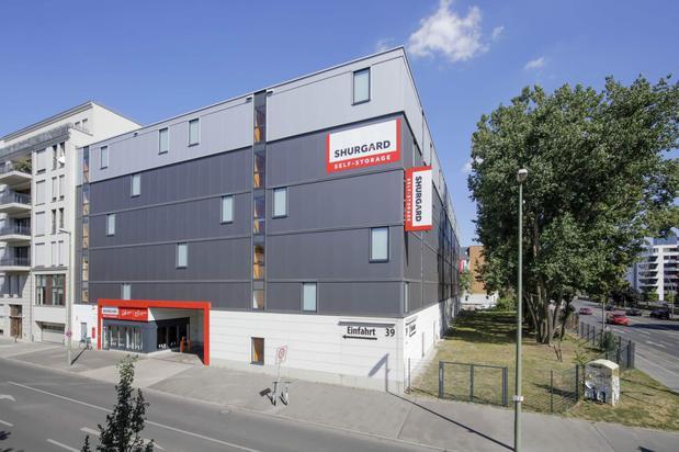 Kundenbild klein 6 Shurgard Self-Storage Berlin Friedrichshain