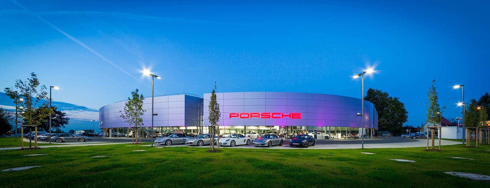 Porsche Zentrum Nürnberg-Fürth-Erlangen