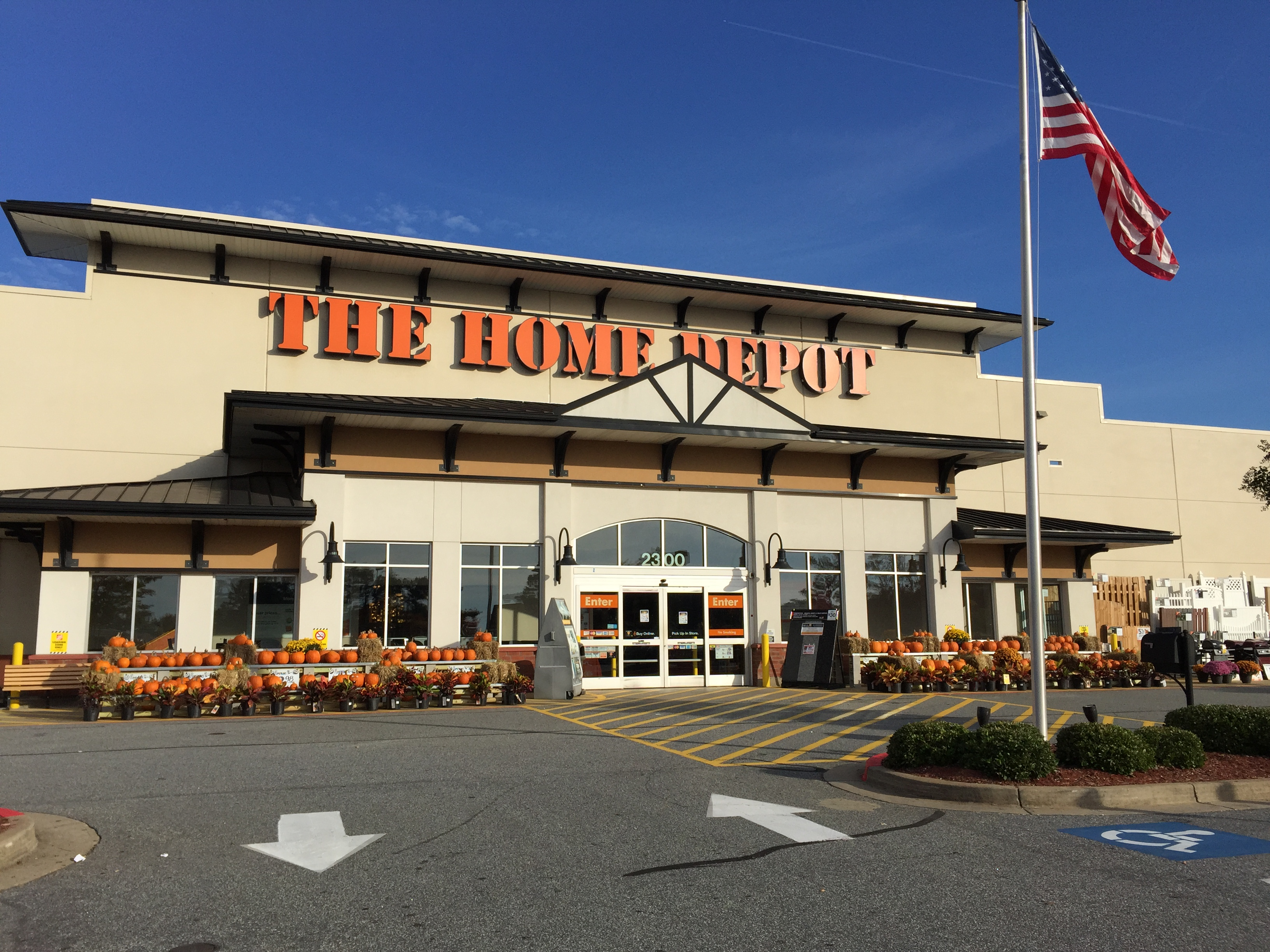 The Home Depot Spartanburg South Carolina Sc