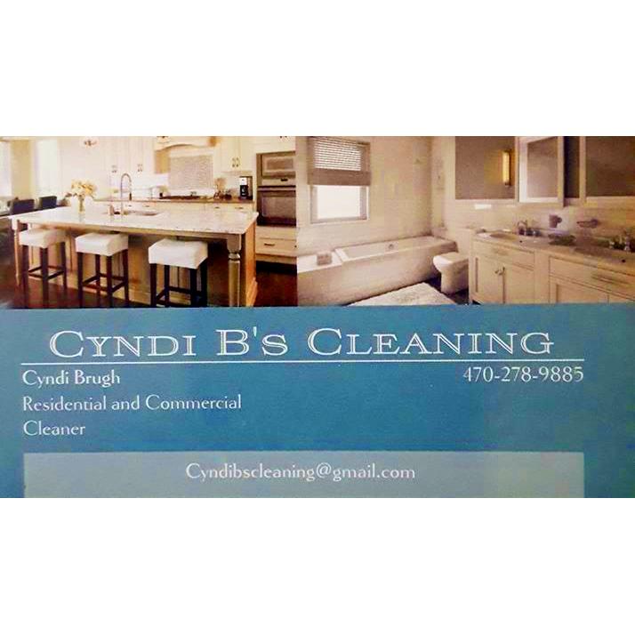 Cyndi B's Cleaning