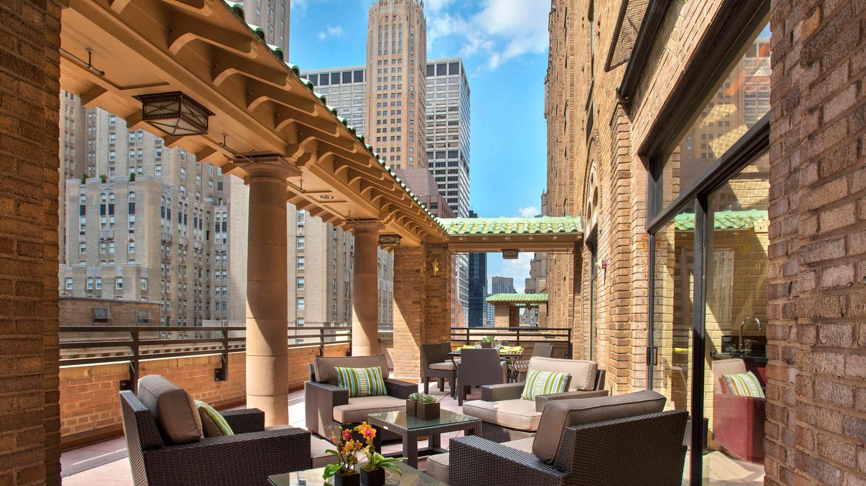 New York Marriott East Side Room Service