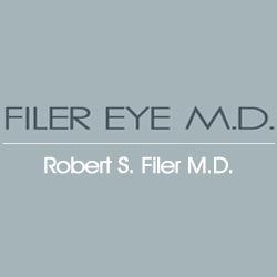 Filer Eye M.D. - ad image