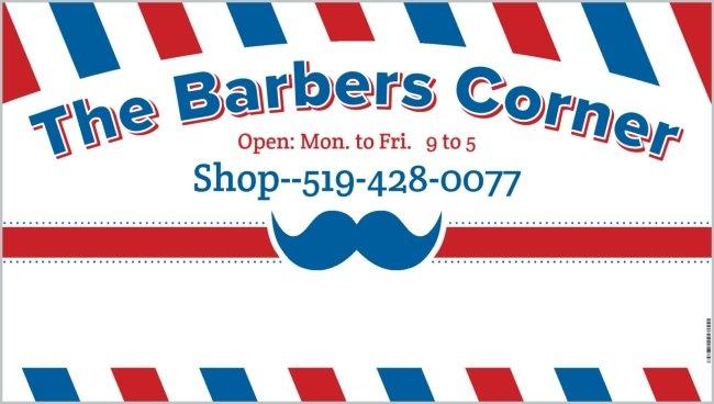 The Barbers Corner in Simcoe