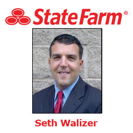 Seth Walizer - State Farm Insurance - Blandon, PA - Insurance Agents