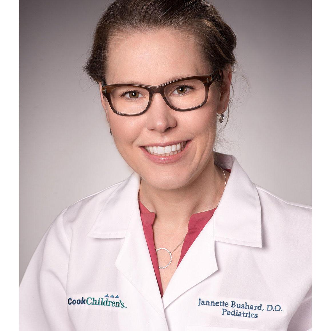 Jannette Bushard MD