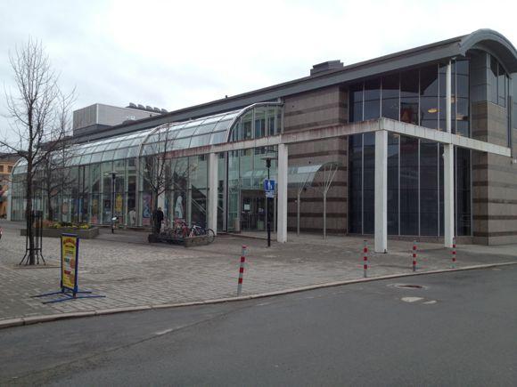 Kokkolan kaupunginkirjasto