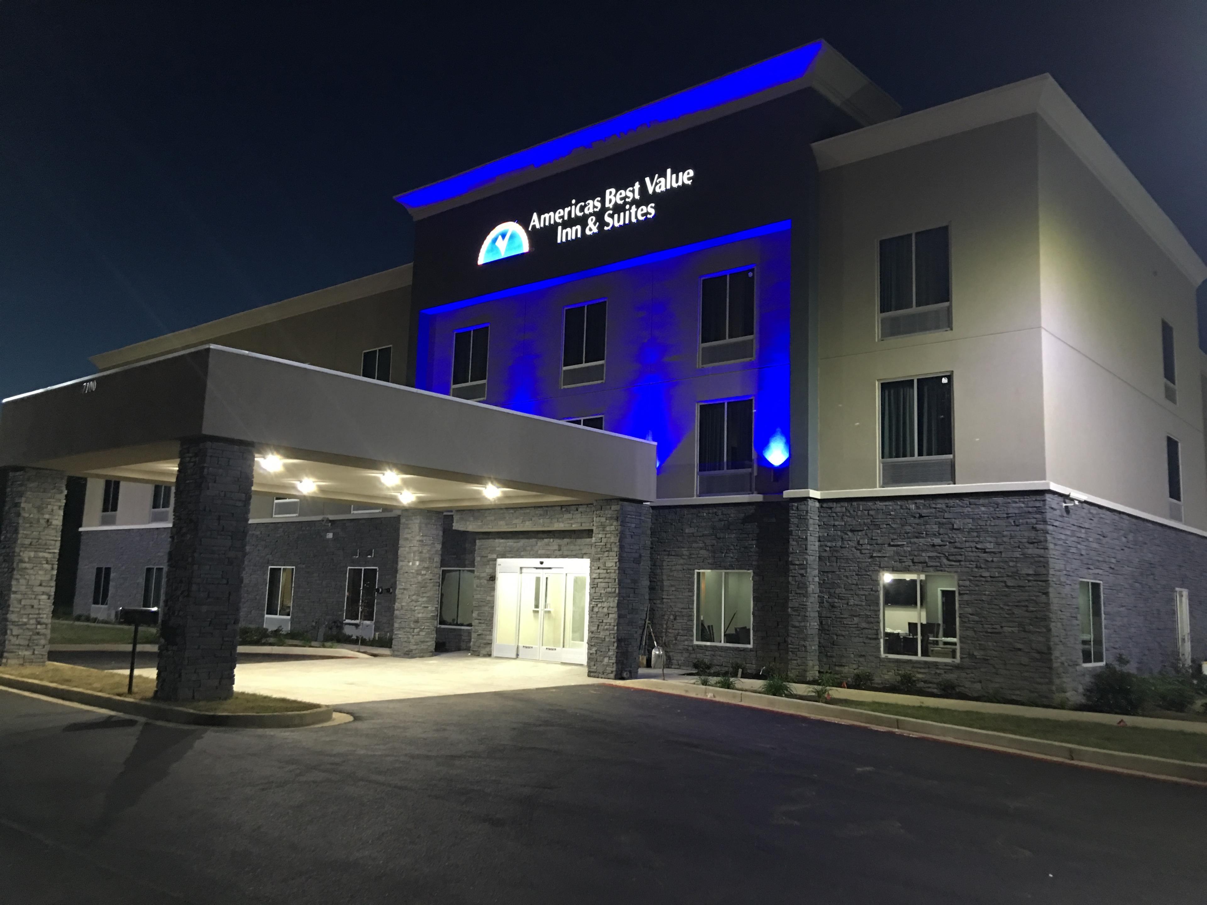 Americas Best Value Inn  U0026 Suites   Memphis