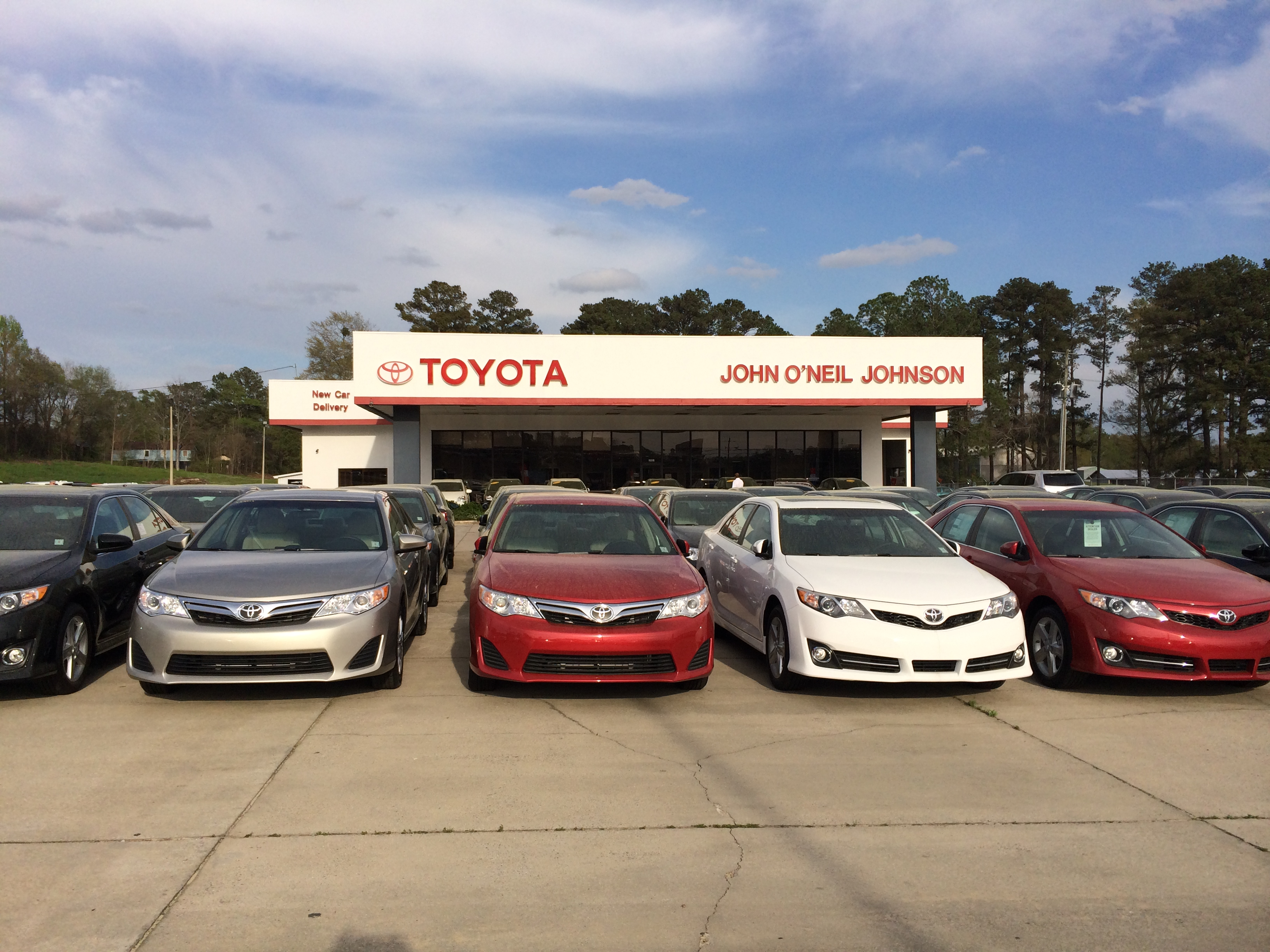 For maps and directions to john o neil johnson toyota view the map to the right for reviews of john o neil johnson toyota see below