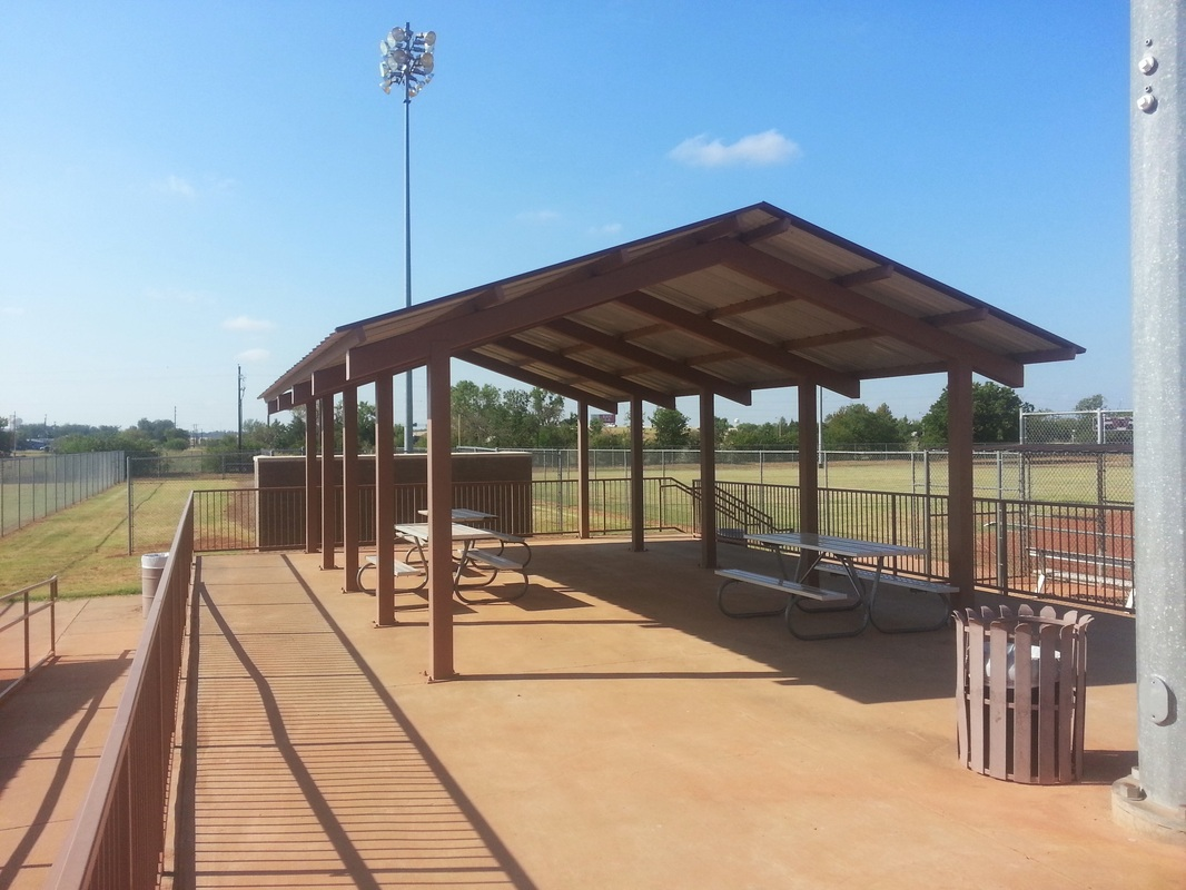 Steel Patio Cover Frame Modern Outdoor