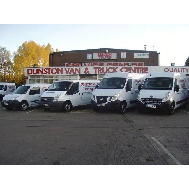 Dunston Van & Truck Centre Logo