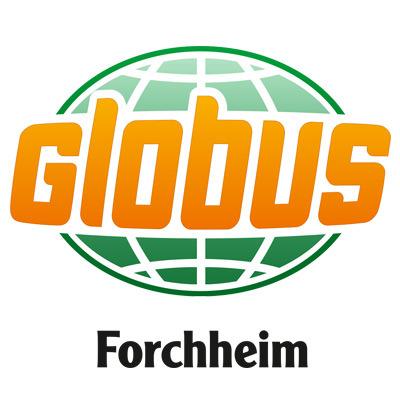 Logo von Globus Forchheim