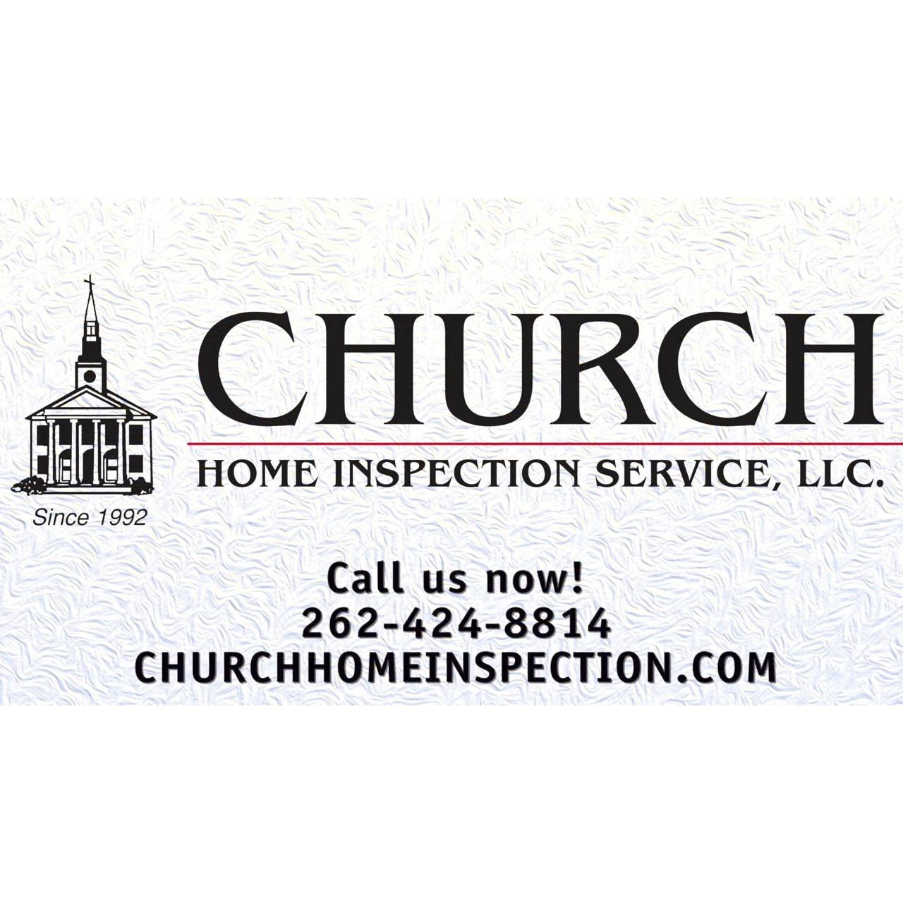 Church Home Inspection