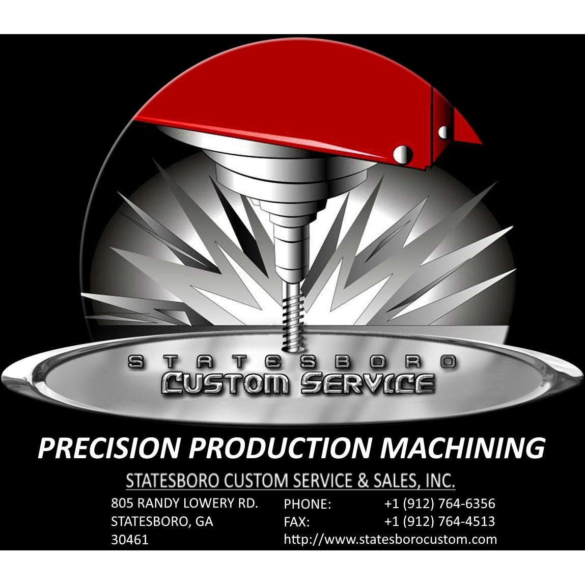 Statesboro Custom Service & Sales, Inc.