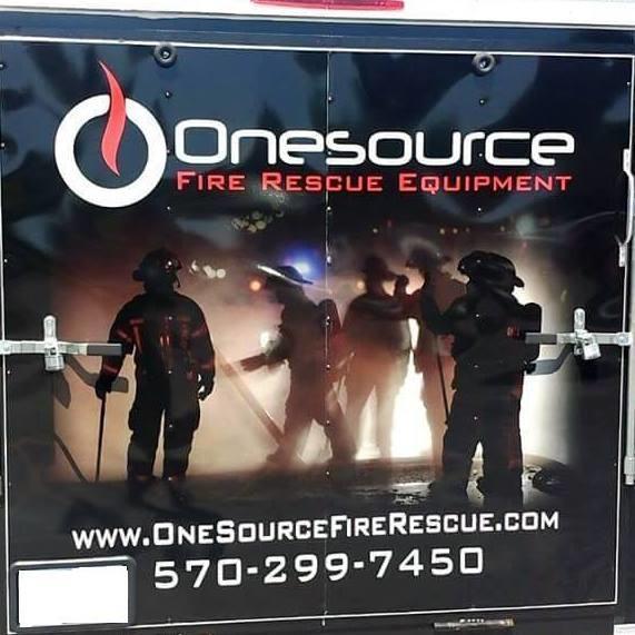 OneSource Fire Rescue Equipment LLC - Hughestown, PA - Apparel Stores