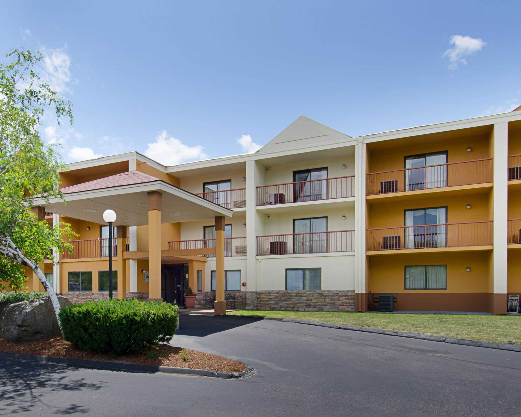 Suburban Extended Stay Hotel  Worcester Massachusetts  Ma