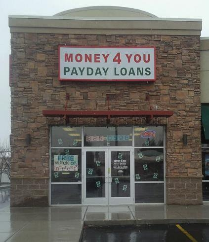 Payday loan coupons